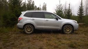 subaru pink 14 u002718 235 55 18 on 14 xt subaru forester owners forum