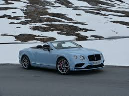 bentley snow best prestige performance car toronto star