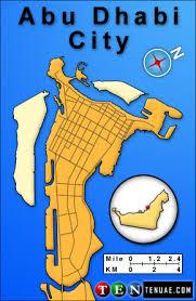 map of abu dabi abu dhabi map maps of united arab emirates ten guide uae