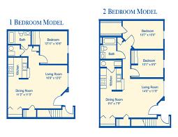home design studio 1 amp 2 bedroom floor plans city plaza