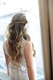 Frisuren Lange Haare Halb Hochgesteckt by Frisuren Zur Hochzeit 30 Elegante Ideen Für Das Haarstyling