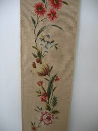 antique needlepoint bell pulls bells and fireplace screens