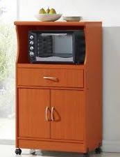 Kitchen Cabinets With Microwave Shelf Microwave Cabinet Ebay
