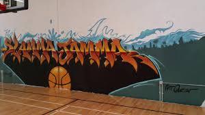 graffiti the basketball court graffiti the basketball court