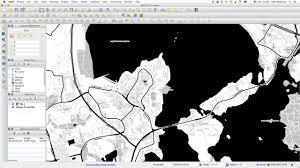 qgis tutorial draw floor plan geojson