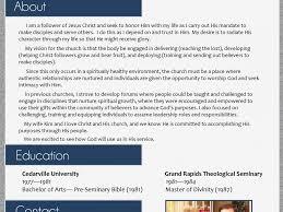 pastoral resume template shining design pastoral resume 6 free examples of pastoral resumes download pastoral resume