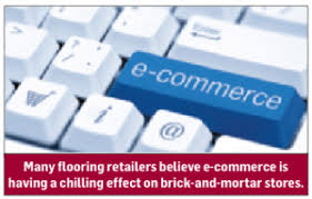 rise in e commerce concerns flooring retailers floorcoveringnews