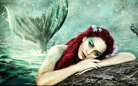 Mermaid Fairy Wallpaper Beautiful Mermaid 1280 X 800 Fantasy Fairy Dragon