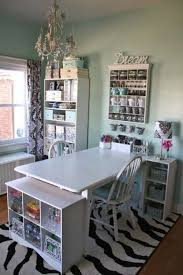 Craft Sewing Room - inspiring craft and sewing rooms dig this design