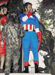 Butler Halloween Costume Celebrity Halloween Costumes Cindy Crawford Gerard Butler