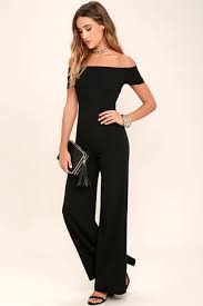 black dressy jumpsuits rompers and jumpsuits for lulus