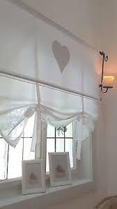raffrollo design details zu le coeur grau gardine raffrollo 90 110 130 150