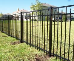 Decorative Fencing Fence Cost Of Wrought Iron Fence Cute Cost Of A New Wrought Iron