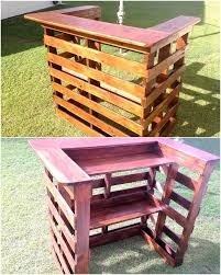 best 25 pallet counter ideas on pinterest pallet bar pallet
