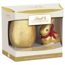 lindt easter bunny buy lindt gold easter bunny egg milk choc 240g online at