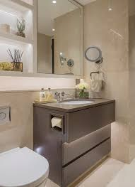 Rolling Bathroom Cart London Rolling Bath Cart Bathroom Contemporary With Tiled Wall