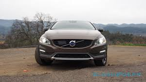 what is a volvo volvo v60 cross country first drive u2013 because wagons are