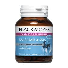 buy blackmores nails hair u0026 skin 60 tablets online at chemist