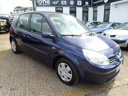 used renault megane scenic cars for sale motors co uk
