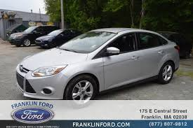ford focus car deals used 2014 ford focus for sale franklin ma vin 1fadp3f26el164419