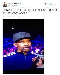 Denzel Meme - denzel washington mayweather pacquiao jokes bossip