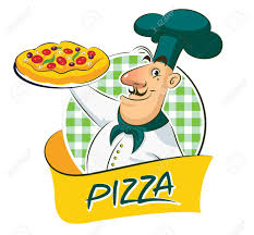chef pizza cook pizza royalty free cliparts vectors and stock illustration