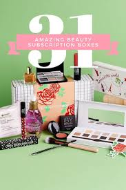Monthly Subscription Boxes Fashion 27 Best Subscription Boxes For Women Images On Pinterest