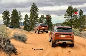 land rover discovery off road land rover discovery 2017 review an adventure through utah in