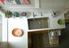 Sinks For Small Kitchens by 10 Tiny Kitchens Whose Usefulness You Won U0027t Believe