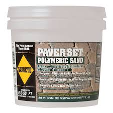 Lowes Patio Pavers by Oldcastle 18 1kg Paver Set Polymeric Sand Lowe U0027s Canada