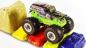 mattel wheels monster jam crash carry arena play