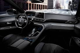 peugeot 3008 2016 interior new peugeot 5008 revealed 7 seater mid 2017 for australia