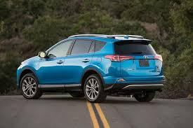 toyota cars rav4 2017 toyota rav4 hybrid car review autotrader