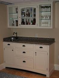 custom made bar cabinets custom made stone top bar cabinet and sink by r a richard