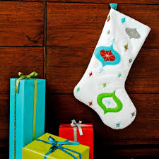 Christmas Stocking Decorations How To Make Midcentury Modern Christmas Decorations Diy