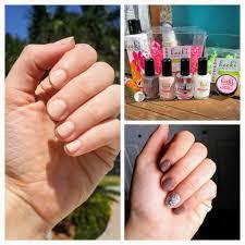 water based non toxic nail polish review spoonful of sugar free