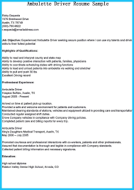 Drive Resume Template Stunning Bus Driver Resume To Gain The Serious Bus Driver Job