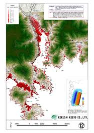 Tos Map The Data Great East Japan Earthquake Archives Disaster