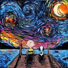 Starry Night Nuit Etoilee Very - fascinating facts about ten famous paintings van gogh vans and