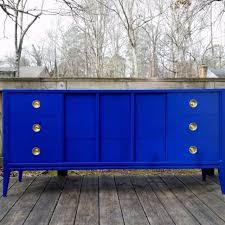 Mid Century Modern Furniture Virginia by Find More K A T E U003d Cobalt Blue Dresser Mid Century Modern