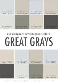 Benjamin Moore Historical Colors by The Best Paint Colors With Gray Undertones Www Alwayssummerblog