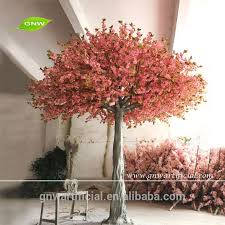 12ft pink artificial indoor trees cherry blossom tree with