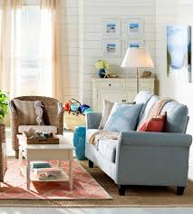 blue sofa living room 3196 best coastal casual living rooms images on pinterest