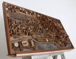 glamorous large wood wall driftwood diy custom eagle for