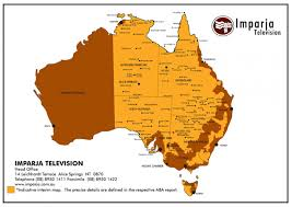 Tv Reception Map Keeping Our Story Nfsa