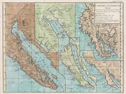 Map From 18 Maps From When The World Thought California Was An Island