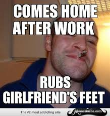 Greg Meme Images - good guy greg comes home after work meme shuffle pinterest