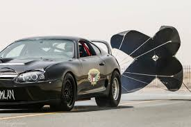 nissan gtr vs toyota supra world u0027s fastest toyota supra 346km h 214mph 1 2 mile qatar
