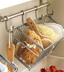 Bathroom Basket Storage Best 25 Basket Bathroom Storage Ideas On Pinterest Organization