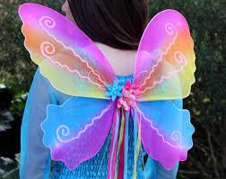 Halloween Costume Fairy Wings Fairy Wings Etsy